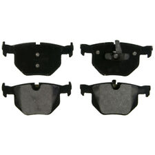 Disc Brake Pad Set-Coupe Rear Federated MD1170