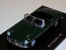 1/43 Spark MG B Roadster  from 1962 in Green  S4137