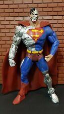 DC Universe classics cyborg  superman direct Comics multiverse batman flash stel