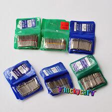 Dental Diamond Burs Millers Tooth Drill Jewelers 1.6mm BR-40,TF-12F,TC-11,TF-11