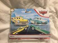 Disney Pixar Cars NICKY B & FLO 2020 MATTEL 1:55 DIECAST TOKYO DRIFT