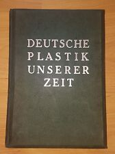 Raumbild album vues stereo art nazi Deutsche Plastik - Thorak Klimsch Kolbe