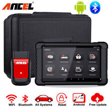 Bluetooth Full Systems Scanner&Android Tablet Automotive Diagnostic Tool ABS SRS