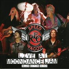 Live at Moondance Jam [CD/DVD] Deluxe Edition Digipak by REO Speedwagon