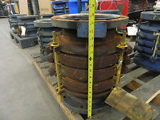 """TEMPFLEX EXPANSION JOINT A-50993 T-50981 8"""" DIA 17"""" LENGTH STAINLESS SS NEW"""