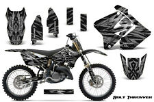 SUZUKI RM 125 250 Graphics Kit 2001-2009 CREATORX DECALS BTSNP