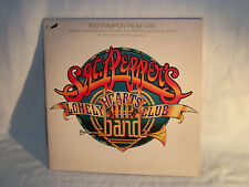 "12"" LP 1978 Bee Gees Sgt. Peppers LHCB Sound track 33 RPM Rock RSO G+ VG"