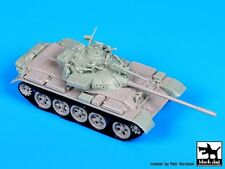 Black Dog 1/72 IDF Tiran-4 Main Battle Tank Conversion (for Trumpeter) T72062