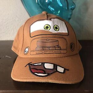 Disney Pixar Mater Cars Hat Youth Baseball Cap