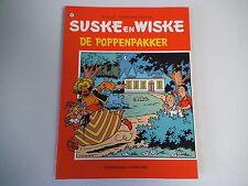 SUSKE EN WISKE 147. De poppenpakker 1980