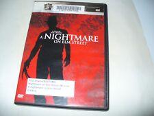 A Nightmare on Elm Street  2-DISCS DVD HORROR HALLOWEEN Johnny Depp