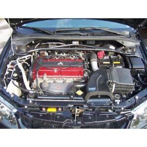 2005 Mitsubishi Lancer Evolution 8 MR 2,0 Turbo Engine FQ340 Motor 280/340 PS