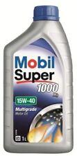 huile 15W-40 MOBIL  Super 1000  1 L