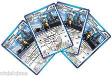 Pokemon 4 WATCHOG 113/135 Raras x4 Español Incoloro RARA