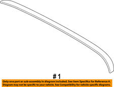 FORD OEM 17-18 F-250 Super Duty Exterior-Cab-Roof Molding Left HC3Z2551729AB