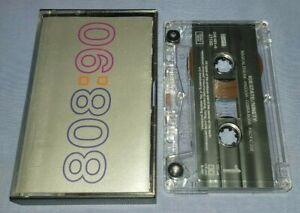 808 STATE - 90/ NINETY cassette tape album A1491