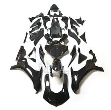 ABS Injection Glossy Black Bodywork Fairing For Yamaha 2015-2016 YZF-R1