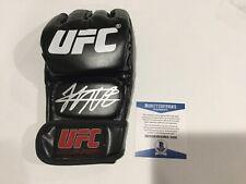 Khabib Nurmagomedov Signed Autographed UFC Glove Beckett BAS COA The Eagle i