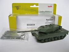 Herpa Minitanks 622 - 740678 - H0 1:87 - Leopard 2 Panzer - A6 BW