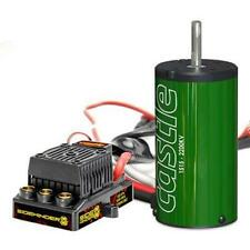 Castle Creations 010-0139-00 1/8th Sidewinder Brushless ESC/Motor Combo