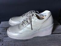 "Dr. Comfort Walking Diabetic Height Discrepancy 2"" Lift Shoes Patty 11W"
