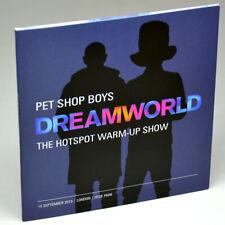 PET SHOP BOYS Live Hyde Park London UK 15Sep2019 Dreamworld Promo CD Digisleeve