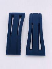 Cinturino Locman Montecristo Blu Referenza 510/511/512/513 Scontatissimo Nuovo