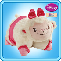 "Authentic Pillow Pets Disney Doc Mcstuffins Lambie Large 18"" Plush Toy Gift"