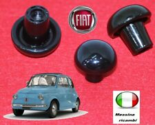 Pomello a fungo funghetto per leva cambio Fiat 500 epoca F/L/R e Fiat 126