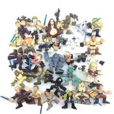 Random 10 Star Wars Galactic Heroes Collection Trooper Droids Movie FIGURE Clone