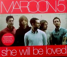 Maroon 5 - She Will Be Loved (Promo CD 2004) With Live Acoustic Version