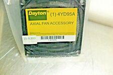 Dayton 4yd95a Axial Fan Accessories Nib