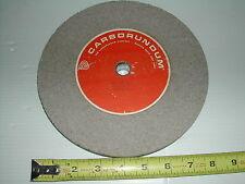 NEW PINK CARBORUNDUM GRINDING WHEEL PA46-F8-V40, 8 X 3/4 X 5/8, MAX RPM 2865