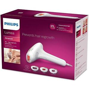 Philips Lumea Advanced IPL Hair Removal Device for Face, Body & Bikini SC1999/00