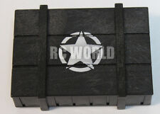 RC 1/10  Scale Truck  Accessories Plastic STORAGE Cargo BOX