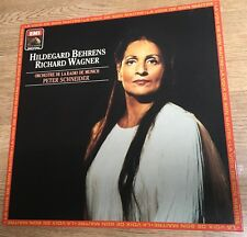 LP Richard WAGNER Hildegard BEHRENS peter Schneider  NM *