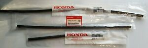 Genuine OEM Acura MDX Wiper Inserts  Front and Rear 2014 to 2020