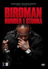 BIRDMAN 55 MUSIC VIDEOS HIP HOP RAP DVD LIL WAYNE BIG TYMERS DRAKE CASH MONEY