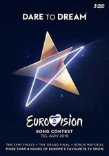 Eurovision Song Contest 2019 - Semi-Finals & Final [DVD][Region 2]