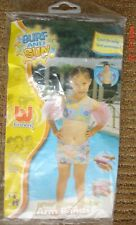 New listing Surf and Sun Swim Arm Band Ages 3-6 Pink Water Wings