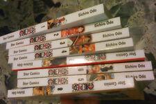 One Piece new edition 1/55 nuova EDIZIONE sequenza completa OTTIME CONDIZIONI