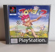 PS1 / Sony Playstation 1 Spiel - Tombi! 2 DEUTSCH mit OVP+Anleitung  A3016