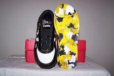 Boy's size 6 Y (Youth) NEW unltd by Marc Ecko Parliament Black Shoes