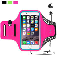 Armband Case Sports Running Jogging Gym Holder Arm Band Bag Pouch For Cell Phone