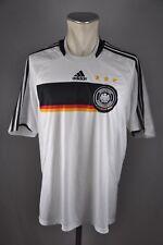 Deutschland Trikot 2008 Gr. L Adidas Jersey DFB Germany Weltmeisterschaft EM WM
