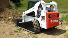 Bobcat skidsteer T300 track loader decal kit