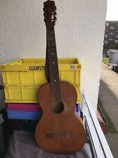 Ur-alte Vintage Gitarre Guitar