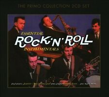 VARIOUS ARTISTS - ESSENTIAL ROCK 'N' ROLL INSTRUMENTALS NEW CD