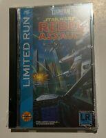 Limited Run Games Star Wars: Rebel Assault (SCD) Classic Edition Sega CD