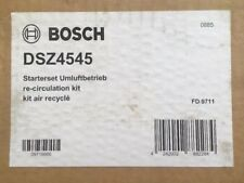 Bosch Siemens Active Carbon Filter Recirculating Kit DSZ4545 for Extractor Hood